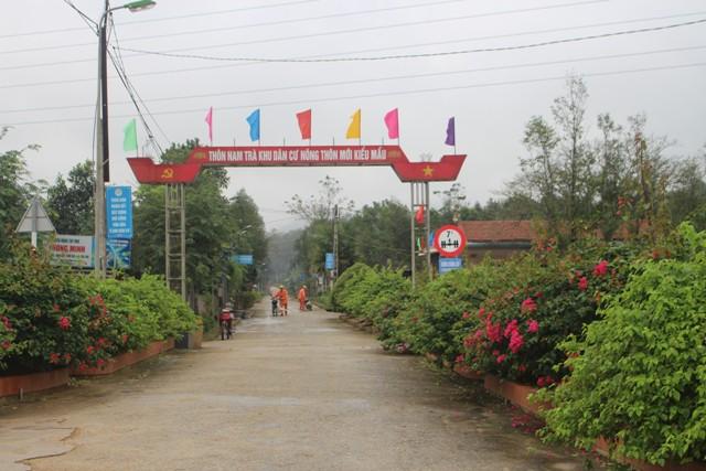 Can Lộc (Hà Tĩnh): Sức sống mới nơi tọa độ lửa